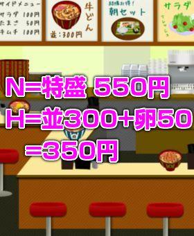 牛丼屋 10 の画像 2