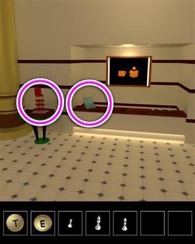 脱出ゲーム Hall の画像 69
