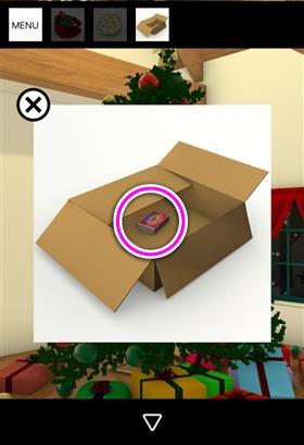 脱出ゲーム Christmas Eve の画像 14