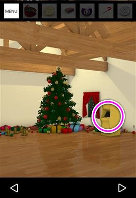 脱出ゲーム Christmas Eve の画像 42