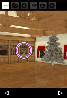 脱出ゲーム Christmas Eve の画像 53
